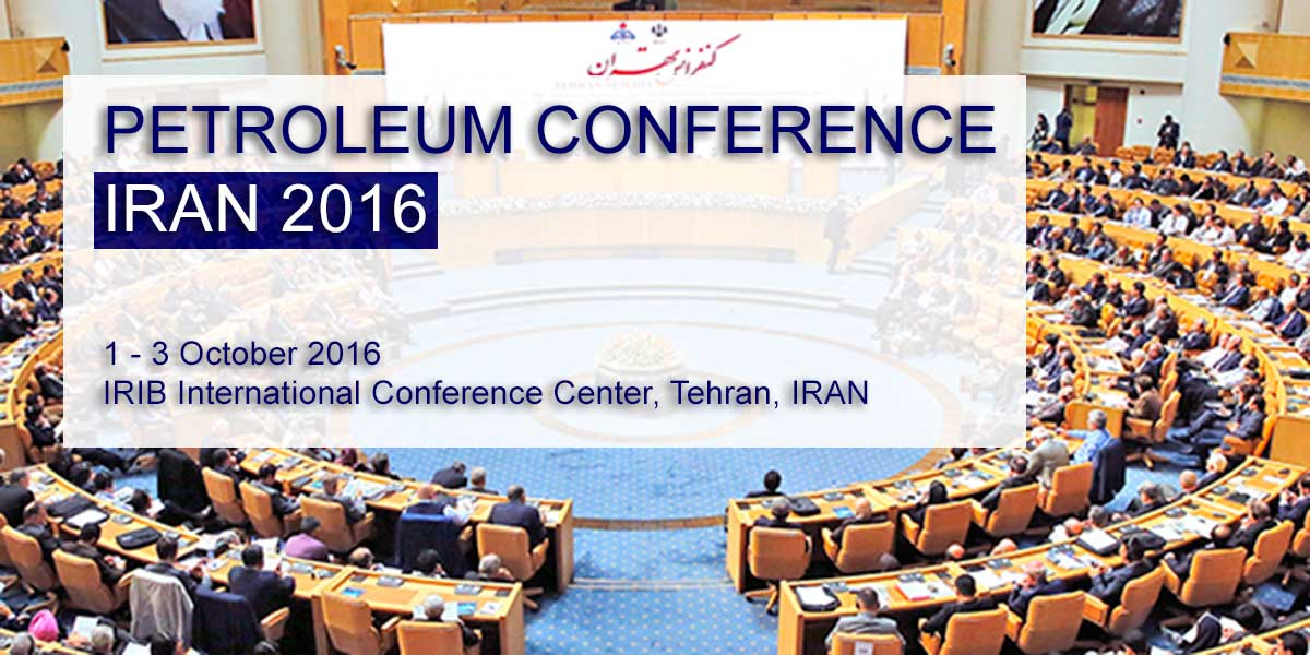 petroleum conference iran 2016